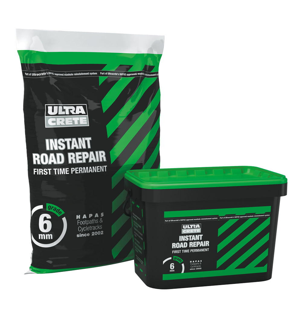 Instant Road Repair - Emtek Product