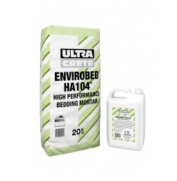 High performance bedding mortar HA104 - Emtek Product