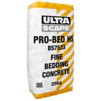 Fine Bedding Concrete