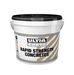 Rapid Strength Concrete QC6 - Emtek Product