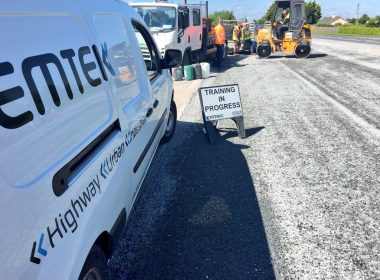 Our materials support team are training clients in Munster today with our #ultracrete raod repair products: https://t.co/EEOcNNXA1n #roads https://t.co/x7Gbjl45E9