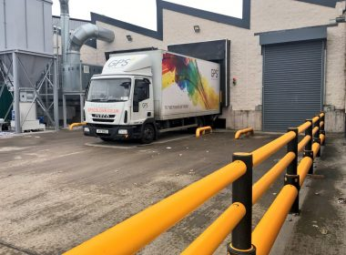 #Belfast is the setting of our latest project as we provide iFlex barriers at this busy printing factory, protecting loading bays & machines https://t.co/me8ykeHRgz