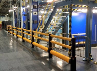 #Waterford is the location of our latest project as we help improve staff safety at a leading Packaging business, providing iFlex Barriers along new pedestrian walkways #Safety #Barriers #Manufacturing https://t.co/4fd4kfeeHN