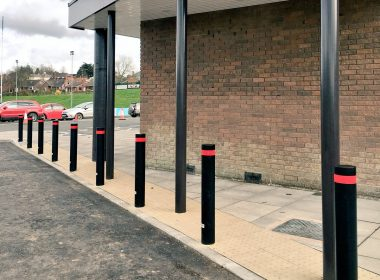 Emtek's popular Wicklow #Bollards have been fitted at the club house of this County Armagh #Sports club, helping designate new pedestrian walkways.  #safety https://t.co/Q8iAnRRlvQ