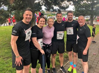 Well done to all the staff who took part…