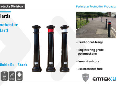 Our Manchester Bollards have a tradition…