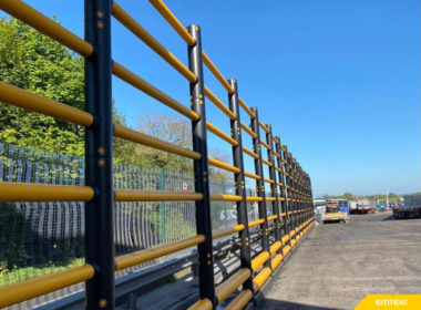 Our Topple barriers are designed to prot…